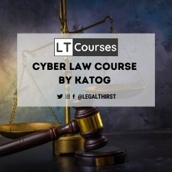 CYBER LAW COURSE BY KATOG